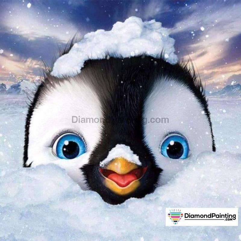 Happy Penguin Diamon...
