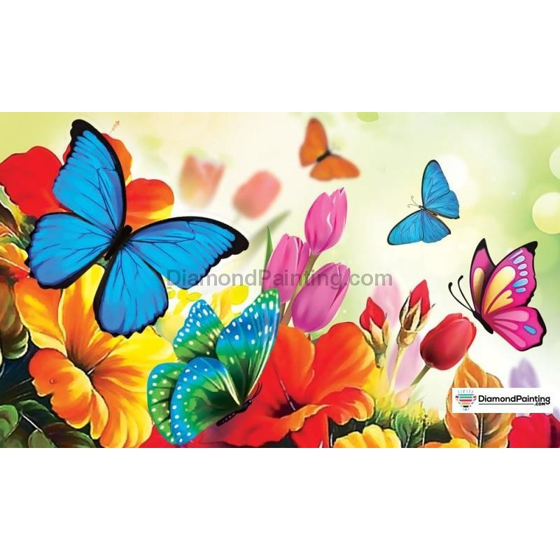 Butterfly Party Diam...