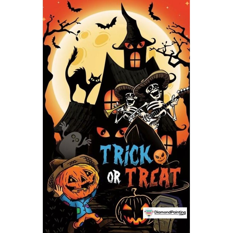 Halloween Trick or T...