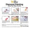 4 Seasons of Time Diamond Painting Kit
