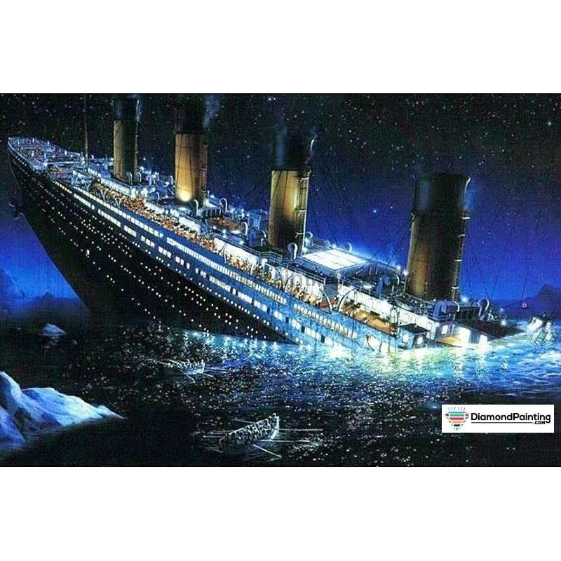 Ships From USA - Titanic ...