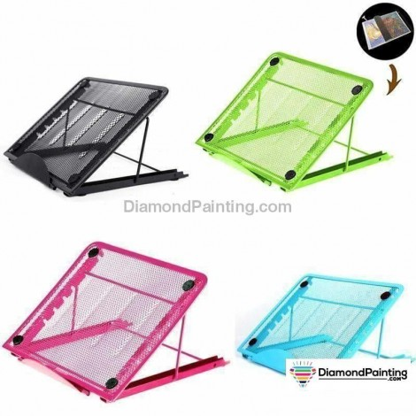 Ships From USA - A4 LED Diamond Painting Light Pad Tablet Holder